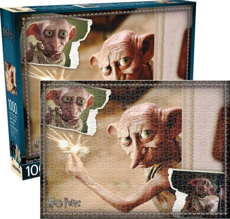 Aquarius Harry Potter Dobby 1,000 Piece Puzzle Jigsaw