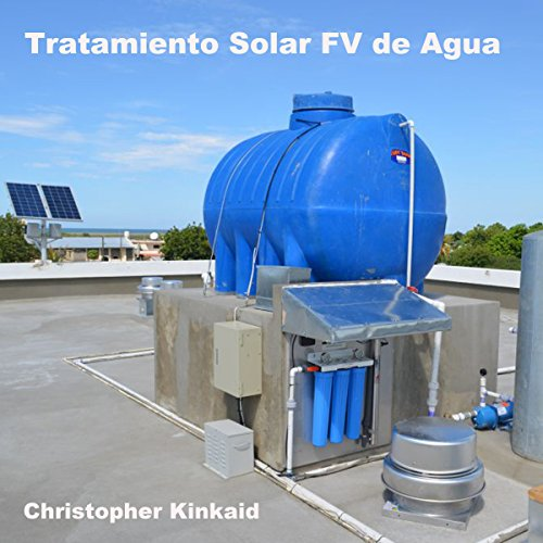Tratamiento Solar FV de Agua (Spanish Edition) audiobook cover art