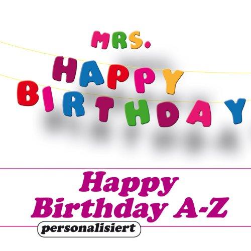 Happy Birthday Anja