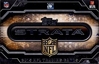 2015 topps strata football cards