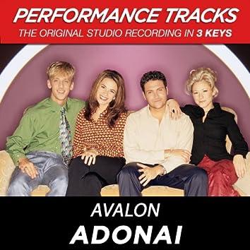 Adonai (Performance Tracks)