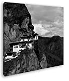 deyoli berühmtes Tigernest Kloster im Himalaya im Format: