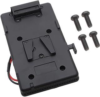 Shuangyu V de Mount Candado batería Fuente de alimentación Adaptador D–Tap Conector para Sony DSLR vídeo cámara HDV Videocámara