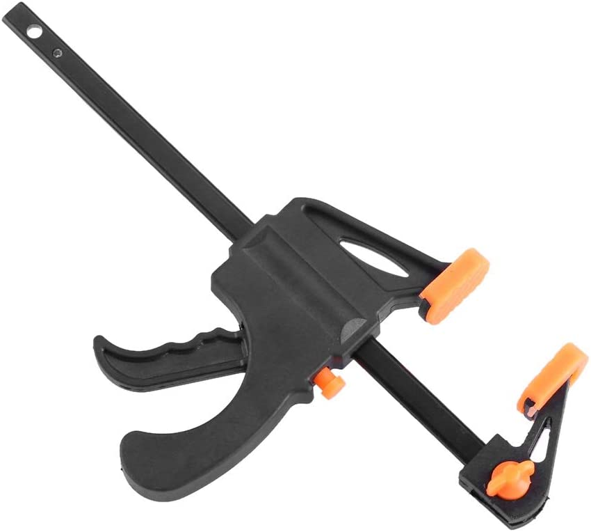 Max 63% OFF F Clamp Woodworking Quick Grip Release Squeeze Bar Ratchet Clip Popular products