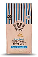 SUITABLE FOR DOGS WITH EPILEPSY - Our Traditional Mixer Meal has been endorsed by the Canine Epilepsy Support Group and is the perfect addition to your dog's mealtimes. GREAT ADDITION - Perfect accompaniment to raw diets or cooked meat, especially ou...