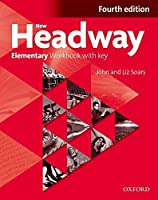 New Headway: Elementary Workbook with Key. With iChecker CD-ROM