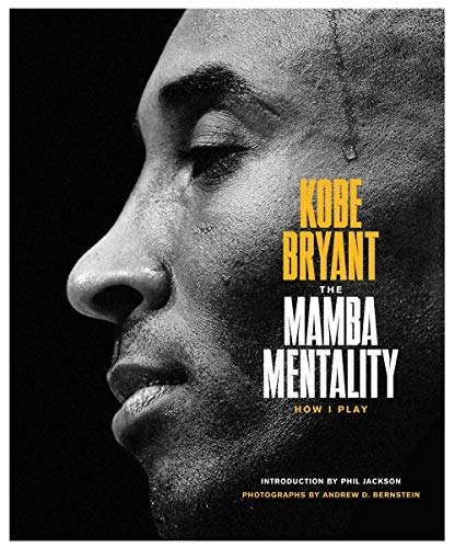The Mamba Mentality: How I Play by Kobe Bryant (Hardcover)  $14 at Amazon