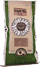 Down To Earth All Natural Fertilizers 3250 Down to Earth Vegan Mix Fertilizer, 50 lb