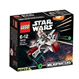 LEGO STAR WARS - Microcaza ARC-170 Starfighter (75072)