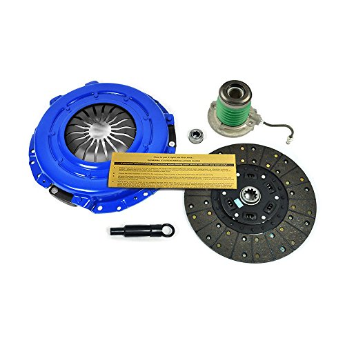 EFT STAGE 2 PERFORMANCE CLUTCH KIT w/SLAVE CYLINDER WORKS WITH 2005-10 FORD MUSTANG GT 4.6L