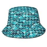 PUIO Sombrero de Pesca,Cazadores de Sombras Runas Mosai C,Senderismo para Hombres y Mujeres al Aire Libre Sombrero de Cubo Sombrero para el Sol