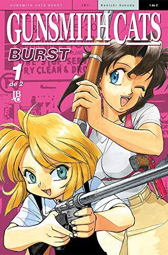 Gunsmith Cats Burst Big Vol. 01