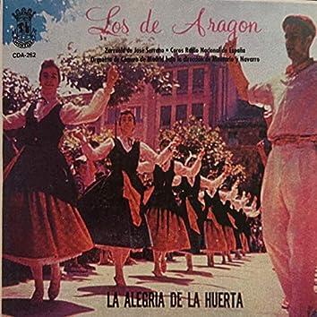 Los de Aragon: La Alegria de la Huerta
