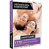 DAKOTABOX - Caja Regalo - INSTANTE SPA & BIENESTAR - 1770 experiencias de bienestar como masajes, aromaterapia, spa y tratamientos