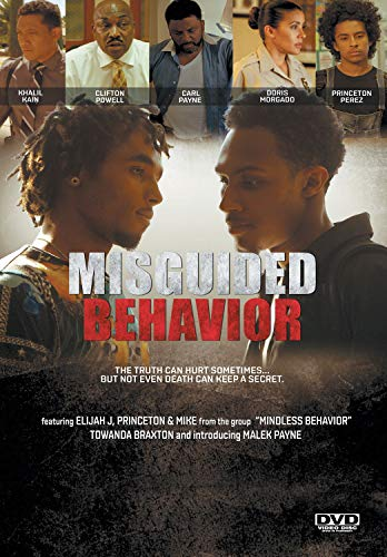 Misguided Behavior [Edizione: Stati Uniti] [Italia] [DVD]