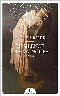 Le silence des vaincues par Barker