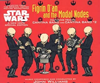 Star Wars: Figrin D'an & The Modal Nodes by Various