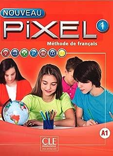 Nouveau Pixel 1 methode de francais - livre de l'eleve ( A1 ) - Livre + DVD (French Edition)