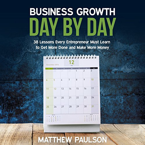 Business Growth Day by Day cover art