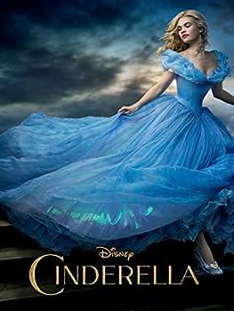 Cinderella 2015 Plus Bonus Features