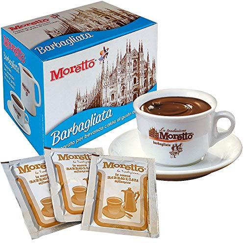 Barbagliata Moretto - Cioccolata calda in tazza - scatola 50 bustine