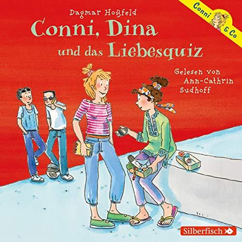 Conni, Dina und das Liebesquiz (Conni & Co 10): 2 CDs