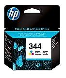 HP 344 cartouche d'encre trois couleurs authentique (C9363EE)