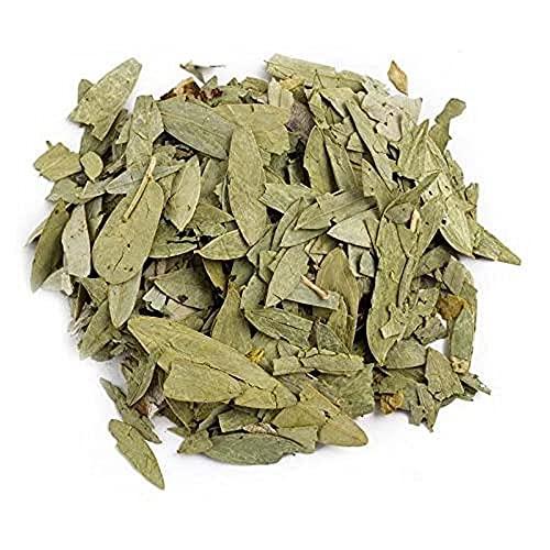 Aromas de Té - Infusión Sen - Infusión Naural - Sabor Suave - Digestiva - Relajante - Diurética - Infusión Depurativa - Con Hojas de Sen - Sin Gluten - 50 gr.