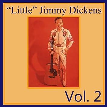 Little Jimmy Dickens, Vol. 2
