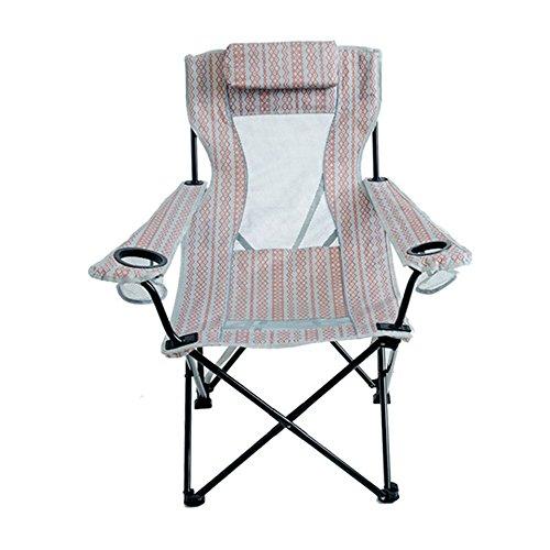 Chaise pliante, chaise arrière, chaise de loisirs, chaise de camping en plein air, chaise de plage,