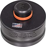 APDTY 150001 Jack Lift Point Pad Adapter Fits Tesla Model 3 Protects Battery & Paint (Sold Individually; Purchase 1 For Use With A Floor Jack, Purchase 4 For Use On A Professional Vehicle Lift)