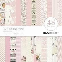 Kaisercraft Paper Pad 12x12 48/Pkg-Peekaboo Girl