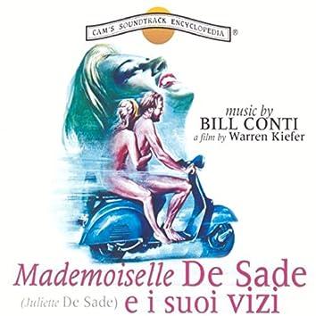 Mademoiselle De Sade e i suoi vizi (Original Motion Picture Soundtrack)