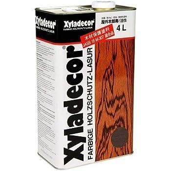 大阪ガスケミカル 木部保護塗料 キシラデコール 4L #103 チーク