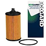 EcoGard X10592 Cartridge Filter for Conventional Oil-Premium Replacement Fits: Chevrolet Cruze 2017