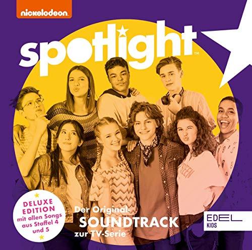 SPOTLIGHT - Berlin School of Arts: Der Original-Soundtrack zur TV-Serie (Deluxe Edition mit exklusiven Songs aus der neuen 5. Staffel)