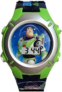 Toy Story 4 LCD Flashing Watch.