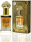 Aceite Perfumado Khashab & Oud Gold 12ML Oud Arab Attar 100% Óleo Sin Alcohol Almizcle Halal Para Hombres y Mujeres Fragancia de Larga Duración Nota: Oud, Frambuesa, Caramelo, Almizcle