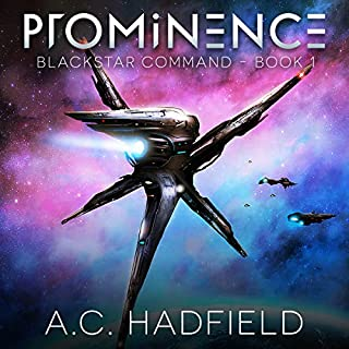 Prominence cover art