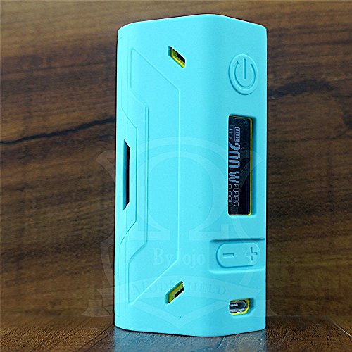 ModShield for Smoant Battlestar 200W TC Silicone Case ByJojo Battle Star Skin Sleeve Cover Wrap Shield (Teal)