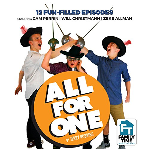 All for One! audiobook cover art