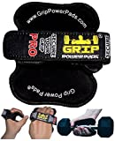 Grip Power Pads PRO - Lifting Grips | The Alternative to Gym Gloves | Workout Gloves