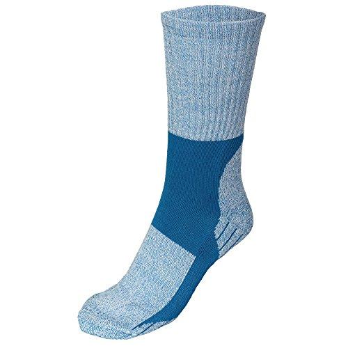 Octave Damen Socken Blau blau