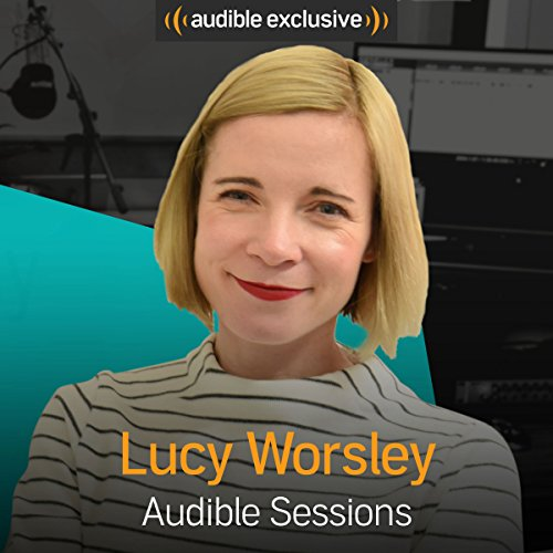 Lucy Worsley audiobook cover art