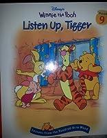 Listen up, Tigger (Disney's Winnie the Pooh) 1579730957 Book Cover