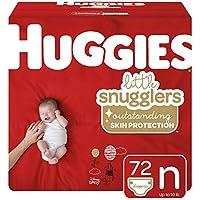 72-Count Huggies Little Snugglers Baby Diapers