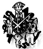 Zoom IMG-1 Instant Karma Clocks Horloge Murale