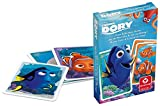 Baraja Infantil Disney Finding Dory. Juegos de Cartas 2 en 1
