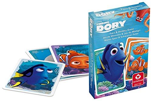 Cartamundi Disney Finding Dory Esel und Paar Kartenspiel