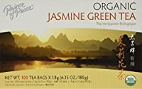 海外直送品Prince Of Peace Organic Green Tea, Jasmine 100 Bag